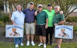 Dr. Jennifer Sidari Hope Golf Tournament